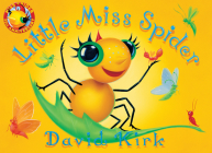 Little Miss Spider: 25th Anniversary Edition Cover Image