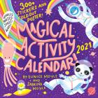 Magical Activity Wall Calendar 2021 Cover Image