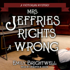 Mrs. Jeffries Rights a Wrong Cover Image