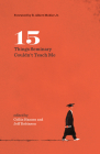15 Things Seminary Couldn't Teach Me (Gospel Coalition) Cover Image