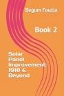Solar Panel Improvement: 1918 & Beyond...: Book 2 Cover Image