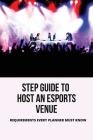 Step Guide To Host An Esports Venue: Requirements Every Planner Must Know: Business Esports Cover Image