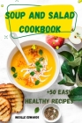 Soup and Salad Cookbook Cover Image
