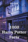 1000 Harry Potter Facts Cover Image