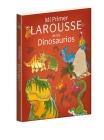 Mi primer Larousse de los dinosaurios Cover Image