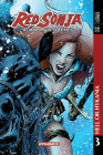 Red Sonja: Worlds Away Vol 3 Cover Image