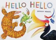 Hello Hello (Books for Preschool and Kindergarten, Poetry Books for Kids) Cover Image