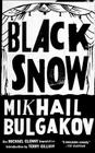 Black Snow Cover Image