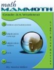 Math Mammoth Grade 3-A Worktext Cover Image