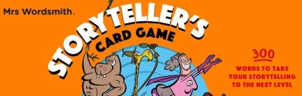 Storyteller's Card Game Cover Image