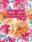 2020-2021 Two Year Planner: 2020-2021 see it bigger planner - Monthly Schedule Organizer - Agenda Planner For The Next Two Years, 24 Months Calend Cover Image
