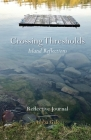 Crossing Thresholds, Island Reflections: Reflective Journal Cover Image