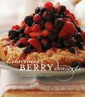 Luscious Berry Desserts Cover Image