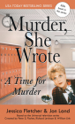 Murder, She Wrote a Time for Murder Cover Image