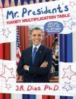 Mr. President's Handy Multiplication Table Cover Image