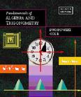 Fundamentals of Algebra and Trigonometry Cover Image