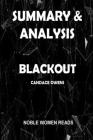 Summary & Analysis: BLACKOUT By Candace Owens Cover Image