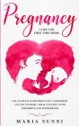 Pregnancy Guide for First Time Moms: The Complete Guide Pregnancy, Childbirth, and the Newborn, What to Expect With Childbirth and Motherhood Cover Image