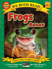 Frogs Ranas (We Both Read) Cover Image