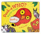 Peek-a Who? Stroller Cards Cover Image