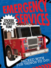 Emergency Services: Sticker Activity Fun Cover Image