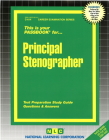 Principal Stenographer: Passbooks Study Guide (Career Examination Series) Cover Image