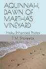 Aquinnah, Dawn of Martha's Vineyard: Haiku Enhanced Photos Cover Image