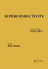 Superconductivity: In Two Volumes: Volume 1 Cover Image