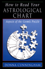 How to Read Your Astrological Chart: Aspects of the Cosmic Puzzle Cover Image