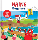 Maine Monsters: A Search and Find Book Cover Image