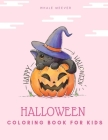 Halloween: Coloring Book for Kids Cover Image