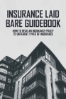 Insurance Laid Bare Guidebook: How To Read An Insurance Policy To Different Types Of Insurance: How To Read Health Insurance Policy Cover Image