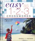 Easy as 1-2-3 Crosswords (Easy Crosswords) Cover Image
