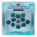 Icewind Dale: Rime of the Frostmaiden Dice and Miscellany (D&D Accessory) Cover Image
