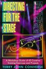 Directing for the Stage a Workshop Guide of Creative Exercises and Projects Cover Image