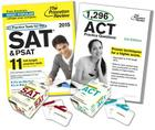 Complete Practice Bundle for the SAT and ACT, 2015 Edition 4C Cover Image