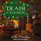 Death by Eggnog (Bookstore Cafe Mystery #5) Cover Image