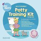 Do-It-Yourself Potty Training Kit for Big Girls [With CDROM and Sticker(s) and Diploma and Charts] (Joy Berry Classics) Cover Image