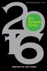 Best European Fiction 2016 Cover Image