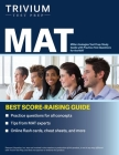 Miller Analogies Test Prep: Study Guide with Practice Test Questions for the MAT Cover Image