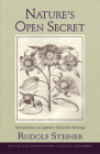 Nature's Open Secret: Introductions to Goethe's Scientific Writings (Cw 1) Cover Image