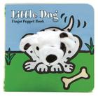Little Dog: Finger Puppet Book Cover Image