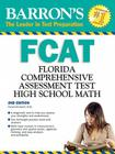 Barron's FCAT High School Math Cover Image