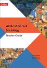 GCSE Sociology 9–1 – AQA GCSE Sociology Teacher Guide Cover Image