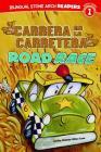 Carrera En La Carretera/Road Race (Bilingual Stone Arch Readers: Level 1) Cover Image