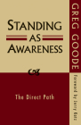 Standing as Awareness: The Direct Path Cover Image