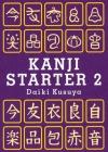 Kanji Starter 2 Cover Image