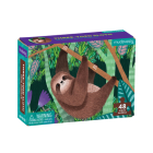 Three-Toed Sloth Mini Puzzle Cover Image