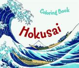 Coloring Book Hokusai Cover Image