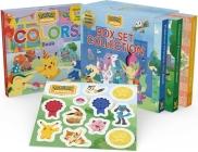 Pokémon Primers: Box Set Collection  Cover Image